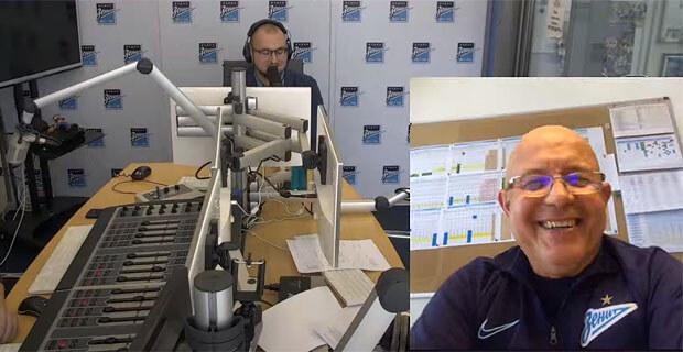 «11 Надежд» в формате прямого эфира на «Радио Зенит» - Новости радио OnAir.ru