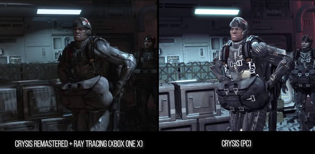 Первые детали и кадры рейтрейсинга ремастера Crysis на консолях [Игры]