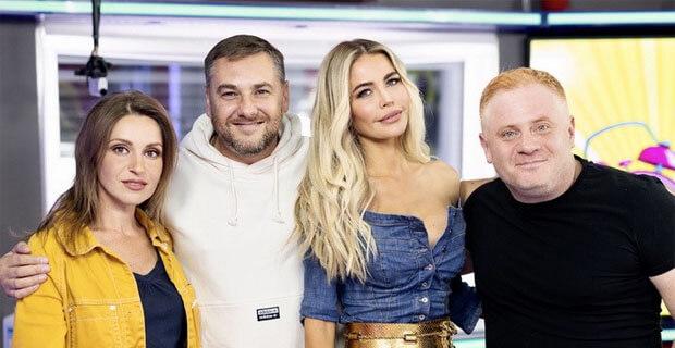Лана Свит стала гостьей утреннего шоу «Русские Перцы» на «Русском Радио» - Новости радио OnAir.ru