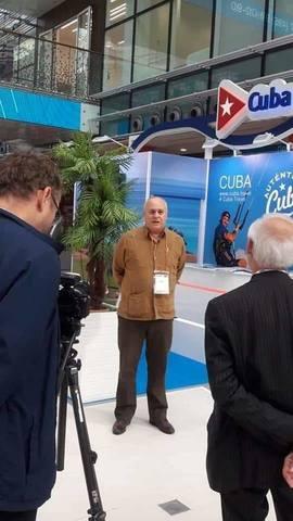 Куба продвигает безопасный туризм на Международной выставке досуга 2020 года