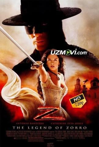 Zorro afsonasi uzbek tilida