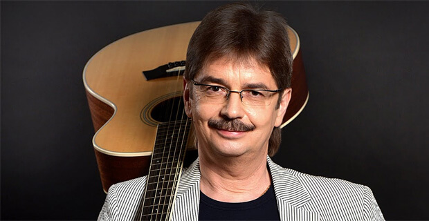 Виктор Третьяков в программе «Живая струна» на «Радио Шансон»