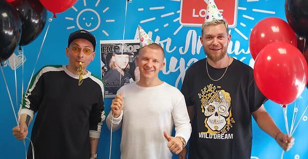 Пашу отпраздновал День рождения в эфире Love Radio - Новости радио OnAir.ru