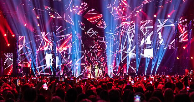 Big Love Show 2019 в эфире МУЗ-ТВ - Новости радио OnAir.ru