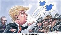 твиттерная свобода в США в исполнении Трампа