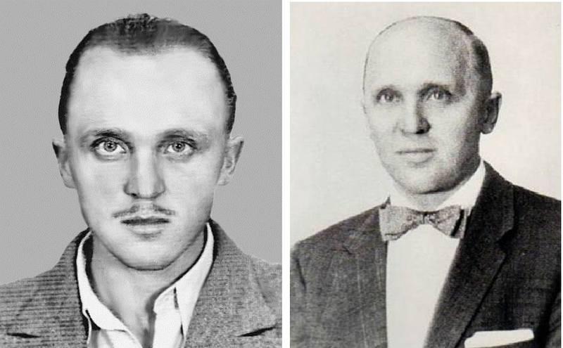 Мыкола Лебедь – первый шеф СБ ОУН в начале карьеры и в эмиграции