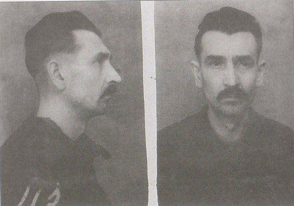 Степан Янишевский «Далекий» после задержания
