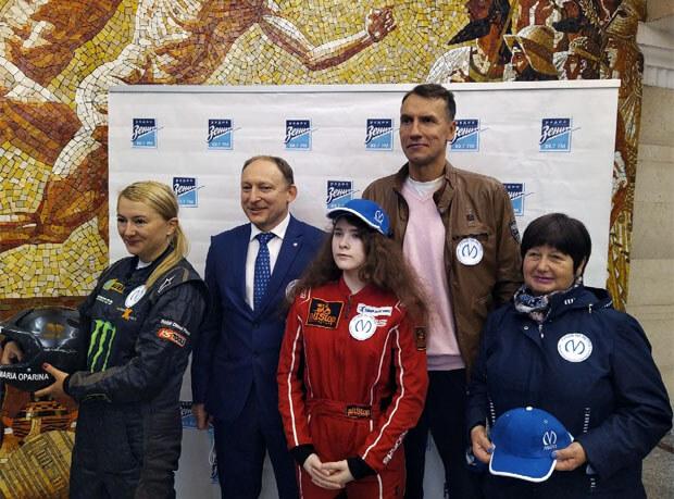 «Радио Зенит» и метрополитен Петербурга провели акцию в рамках Европейской недели мобильности - Новости радио OnAir.ru