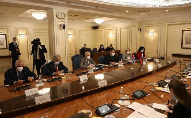 Заместитель премьер-министра Кубы Рикардо Кабрисас Руис начинает рабочий визит в Российскую Федерацию