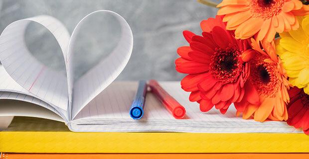На Детском радио стартовала акция «Букет для учителя» - Новости радио OnAir.ru