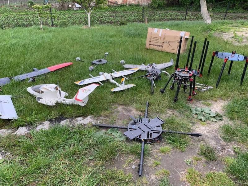 Сигаретные дроны самостийных контрабандистов