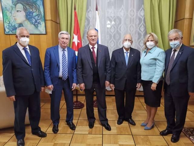 Напряженная программа работы вице-премьера Кубы Рикардо Кабрисаса Руиса в Российской Федерации