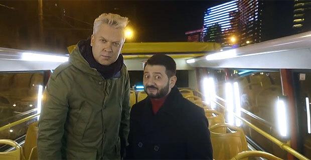 «Русские не смеются» на СТС и в эфире Радио ENERGY - Новости радио OnAir.ru