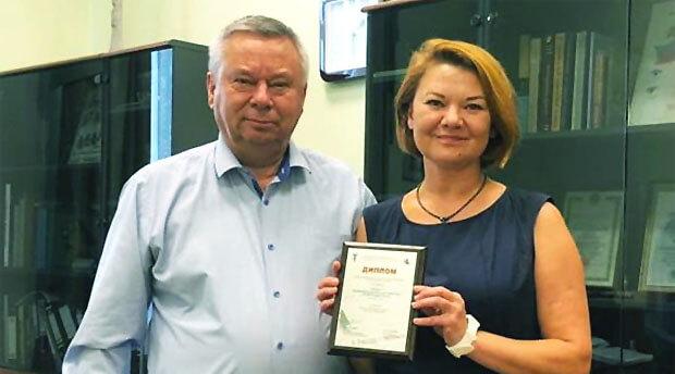 «Радио 1» наградили за победу в номинации «Лучшие региональные СМИ» Всероссийского конкурса журналистов - Новости радио OnAir.ru