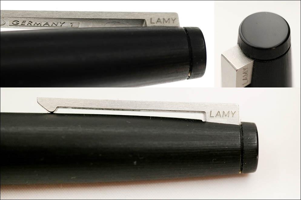 Lamy 2000 Matte black 14K M. Lenskiy.org