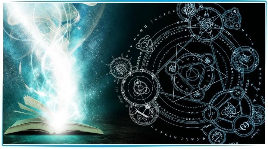 символы и образы в магии