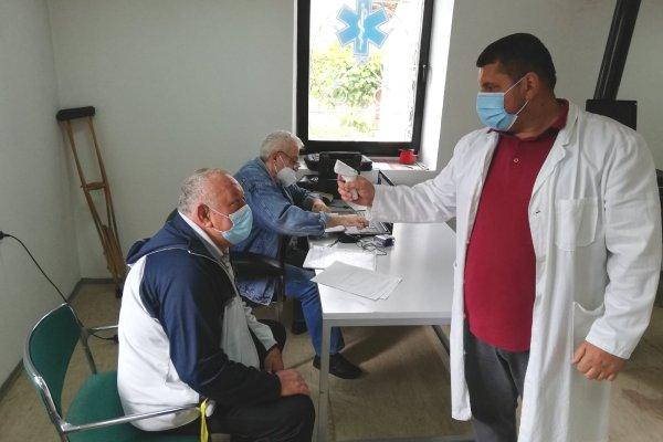 Косово, помощь, лекарства, Призрен, Мушниково, Новаке