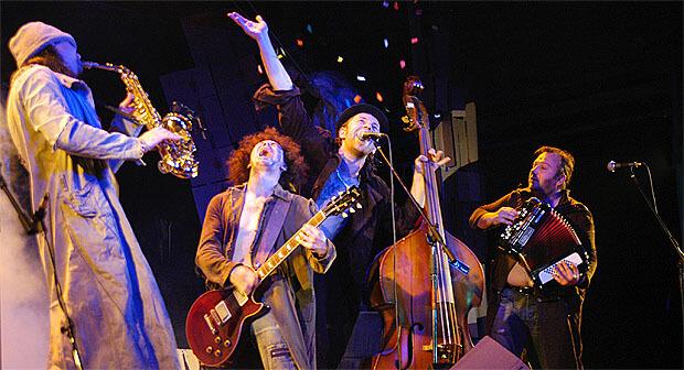 «Авторадио» рекомендует! Billy`s Band выступят в Петербурге - Новости радио OnAir.ru