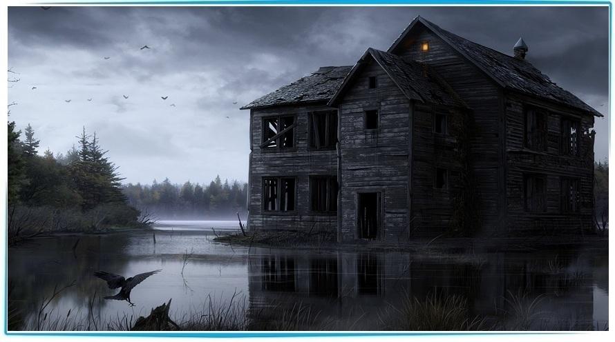 Как сделать ловушку для духов и призраков?