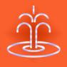 аватар спонсоров 100х100 Турнир Дружба народов на Клавогонках Ру _оранжевый ff6600