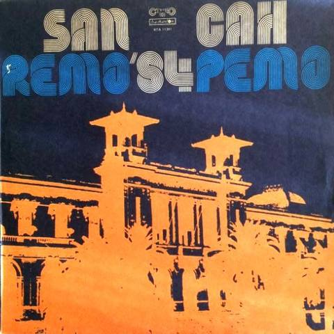 Various – San Remo '84(1984)
