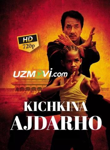Kichkina ajdarho karate bolakay uzbek tilida
