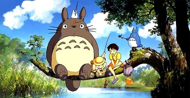 Детское радио приглашает на культовое аниме Хаяо Миядзаки «Мой сосед Тоторо»