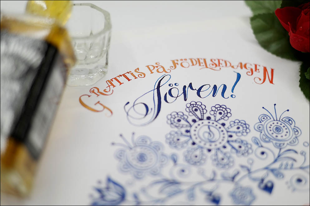 Grattis på födelsedagen Sören. Lenskiy.org