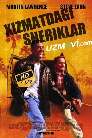 Xizmatdagi sheriklar superkomediya uzbek tilida