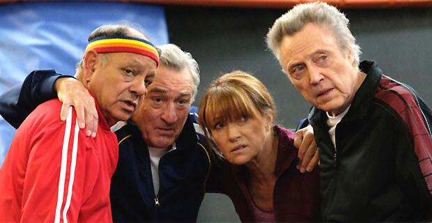 Новую семейную комедию с Робертом Де Ниро и Умой Турман одними из первых увидят слушатели «Юмор FM»