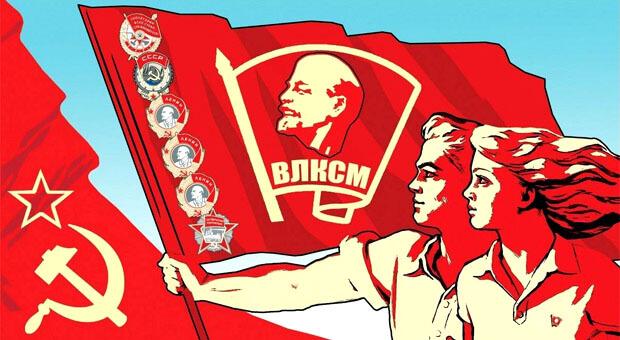 День рождения комсомола на «Первом интернациональном радио»  - Новости радио OnAir.ru