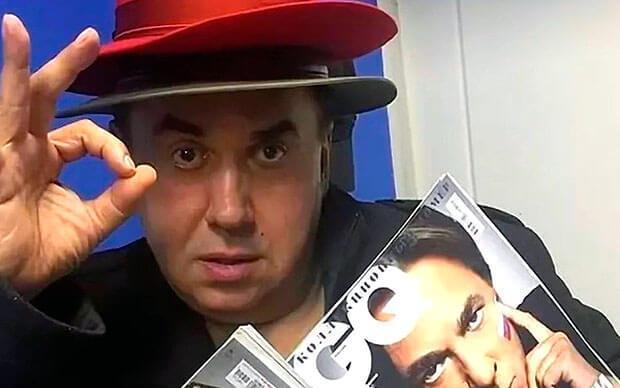 Садальский высмеял юристов Первого канала из-за намерения судиться с ним - Новости радио OnAir.ru