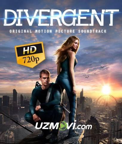 Divergent 1 yuqori sifatda uzbek tilida