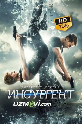 Divergent 2: Insurgent premyera yuqori sifatda uzbek tilida