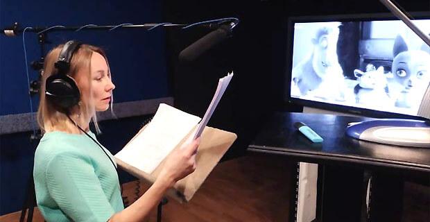 Ведущие шоу #2ЮЛИ на «Юмор FM» озвучили персонажей мультфильма - Новости радио OnAir.ru