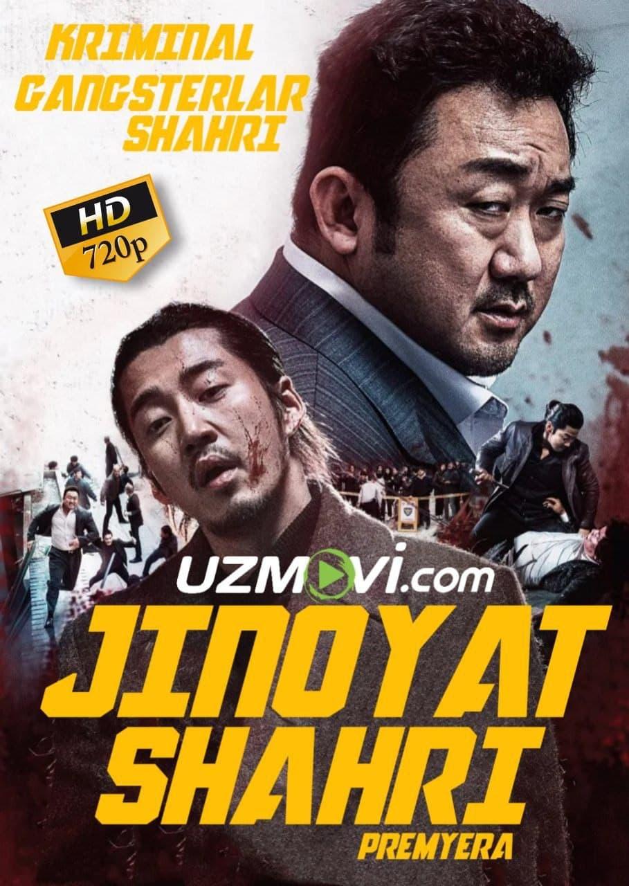 Kriminal Jinoyat gangsterlar shahri Jinoyatchilar shahar premyera