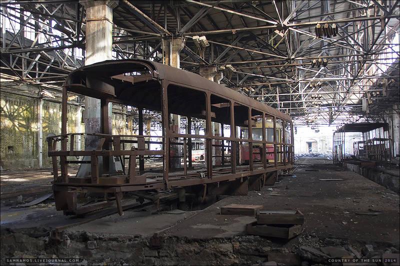 Киевский завод Электротранспорта сегодня