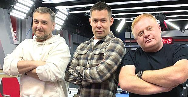 Стас Пьеха стал гостем утреннего шоу «Русские Перцы» на «Русском Радио» - Новости радио OnAir.ru