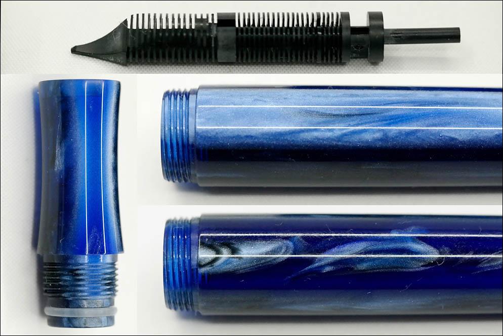 Penbbs 487 Magnetic piston. Lenskiy.org