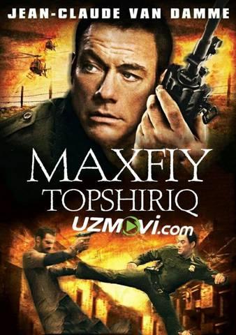 Maxfiy topshiriq