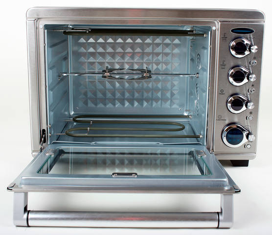 Можно ли в домашних условиях улучшить термоизоляцию настольной мини-духовки?