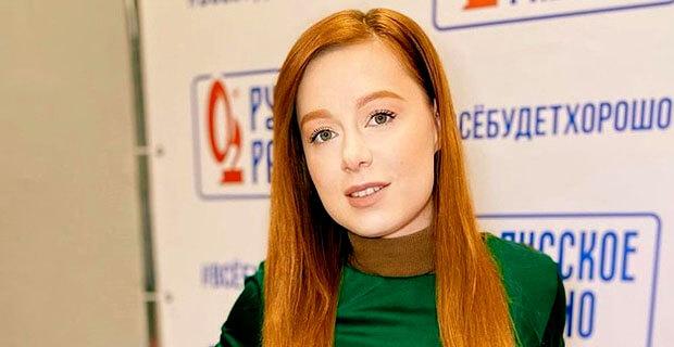 Юлия Савичева стала гостьей утреннего шоу «Русские Перцы» на «Русском Радио» - Новости радио OnAir.ru