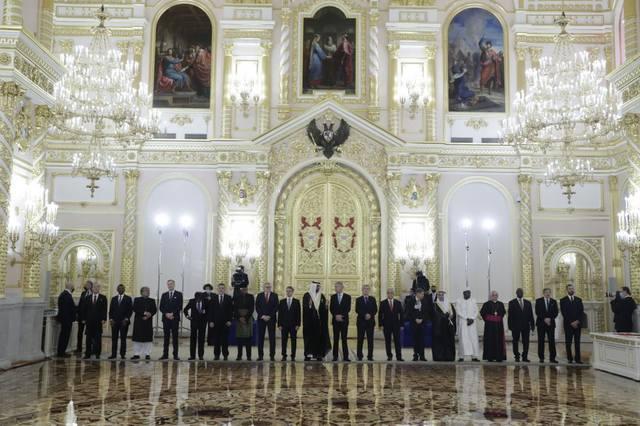 Новый посол Кубы в России вручил верительные грамоты президенту Владимиру Путину.