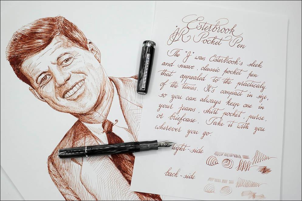 Esterbrook JR Pocket Pen Tuxedo. Lenskiy.org