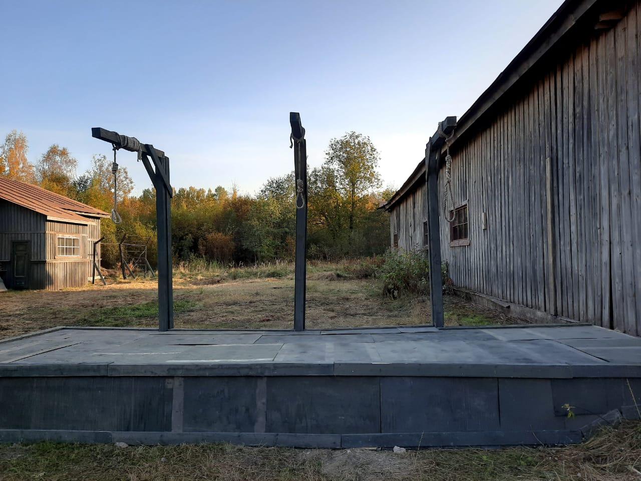 Руины завода «Ленспиртстрой»