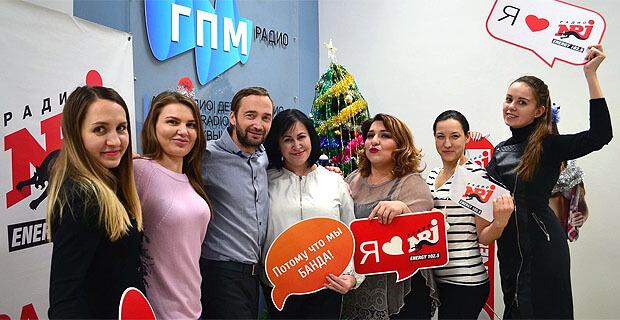 Радио ENERGY-Самара – 12 лет в эфире - Новости радио OnAir.ru
