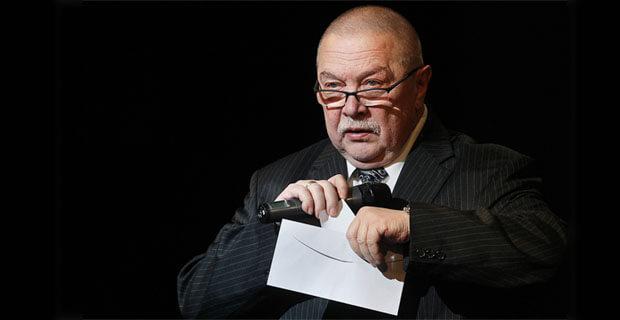 Умер «голос Кремля» Евгений Хорошевцев - Новости радио OnAir.ru