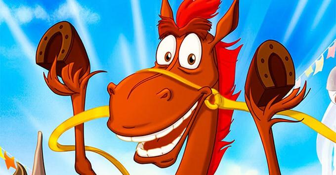 Проверьте чувство юмора на «Юмор FM». И получите подарок от создателей фильма «Конь Юлий и большие скачки» - Новости радио OnAir.ru