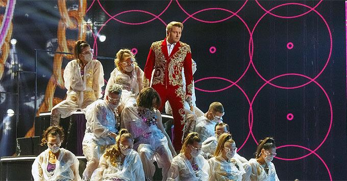 Более 25 млн просмотров онлайн – Церемония вручения Премии «Золотой Граммофон» привлекла рекордное количество зрителей - Новости радио OnAir.ru