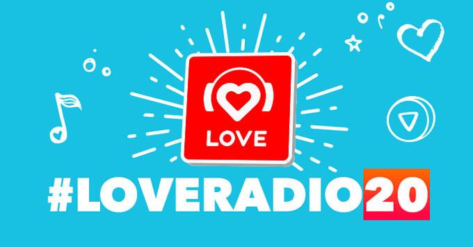 Новый год в эфире Love Radio: LOBODA, Big Love 100 и другие сюрпризы
